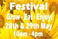 Tavistock Garden Festival 2017 Poster