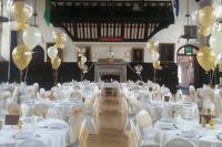 Town Hall Wedding Layout