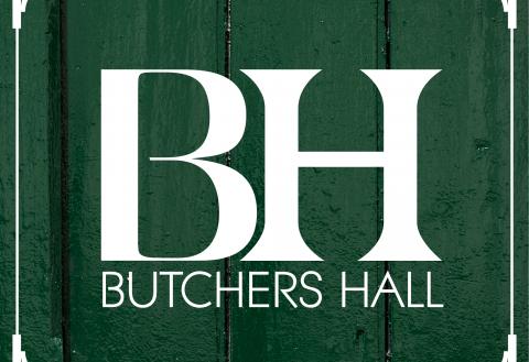 Butchers Hall Logo