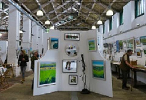 Drawn to the Valley Art Exhibition
