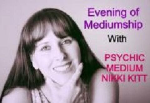 Nikki Kitt Psychic Medium