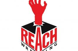 Reach Wrestling logo