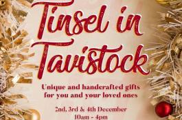 Tinsel in Tavistock Promo Poster
