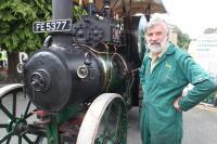 Roby Trust steam engine