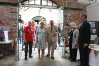 Entering the Butchers Hall
