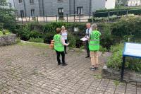 Tavistock Community Gardening Canal Walk