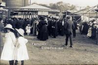 Tavistock Goose Fair 1912