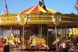Goose Fair Ride