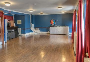Interior Rundle Room