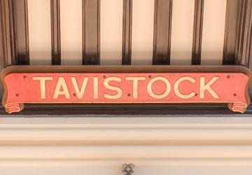 Tavistock Sign