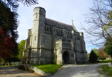 Plymouth Road Cemetery Chapel