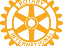 Tavistock Rotary Logo